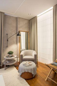Ambiente por Karen Pisacane                                                     #quarto #decoração #bedroom #inspiration #decor #bedroomdecor #lovedecor  PUFF MARROQUINO A PARTIR DE 1.733,64