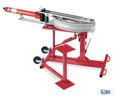 GARDNER BENDER B400L. Hydraulic Pipe Bender Number of Shoes 4 Size Range 2-1/2 In.to 4 Bend Radius 13-1/2 In.to 21 Maxe. Pressure (PSI) 10 000 Material EMT IMC Rigid Includes Bending Shoes 2-1/2 3 3-1/2 4 In. Follow Bars 2-1/2 3 3-1/2 4 In. U-Straps 2-1/2 3 3-1/2 4 In. U-Strap Pin Bend Shoe Pin 30-Ton Double-Acting Hydraulic Cylinder (2) 10 ft. Hose w/High-Flow Coupler Double Anchor Frame Pin and Metal Case