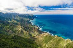Anaga Mountains, Tenerife