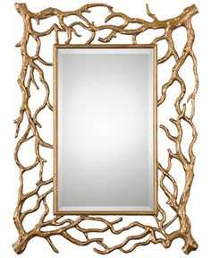 Uttermost Sequoia Mirror - Home Decor - For The Home - Macy's