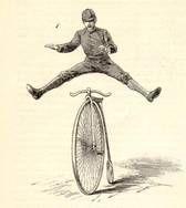 Kunstfahren Meisterschaft von Europa 1889 Richard Schulz