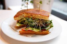 best vegetarian restaurants in nyc via @Gothamist  www.gobask.com Personal. Healthy. Delicious.