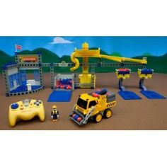 Rokenbok ROK Works Construction & Action Set (Toy)