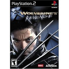 X2 Wolverines Revenge - PlayStation 2 @ niftywarehouse.com #NiftyWarehouse #Xmen #Marvel #X-Men #Comics #Geek #ComicBooks