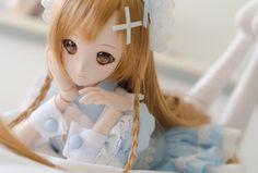 Smart Doll Mirai Suenaga by TheNekoconeco