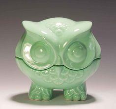 Little Owl Trinket Box on etsy.com