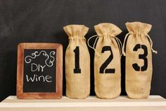 Blind Wine Tasting Party Game