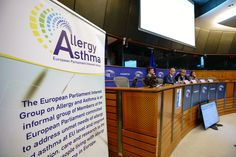 We would like to thank the speakers, hosts and participants for their contributions to last week's Interest Group event! European Parliament, Interest Groups, Asthma, Speakers, Loudspeaker