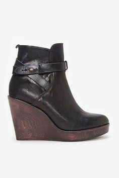 rag & bone Emery Wedge Boot