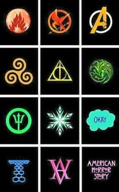 Harry Potter, Merlin, TFIOS, Percy Jackson Maze Runner