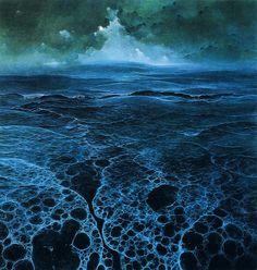 Cet artiste a peint des scènes cauchemardesques qui vont vous donner froid dans le dos