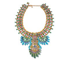 Rihanna loves Chopard necklace