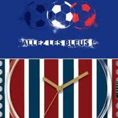 Soutenez l'équipe de France de football avec cette montre Stamps. On y croit ! =) https://www.avecpassion.fr/50-montres-stamps-montre-fantaisie