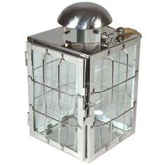 "LAMPION DEKORACYJNY""HAMPTONS""25,5x17cm"