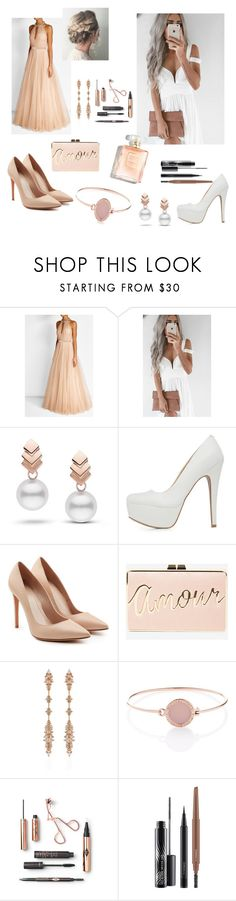 """#sexy#beauty#smile"" by martinastoeva ❤ liked on Polyvore featuring Jenny Packham, BARIANO, Escalier, Qupid, Alexander McQueen, BCBGMAXAZRIA, Fernando Jorge, Michael Kors and MAC Cosmetics"