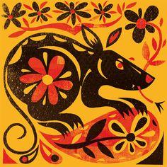 chinese new year : rat