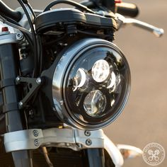 The Triumph Street Triple Single Headlight Conversion by Motodemic allows you to completely change the look of your bike.