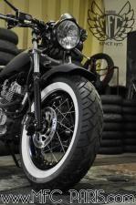 1 SUZUKI VANVAN VAN-VAN Old School MFC Design - Préparation motos, peinture, design, tuning, Suzuki - Kawasaki