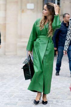 Paris Fashion Week Street Style Spring 2017 | POPSUGAR Fashion