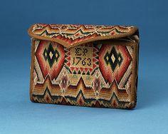 Elizabeth Parker Pocketbook 1763