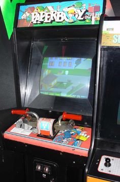 Paperboy Arcade