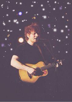 His angel voice <3