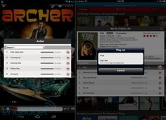 Remote control, second screen feature for PS3 found in Netflix for Android app