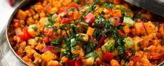 Πλιγούρι πιλάφι με πιπεριές και ψητά λαχανικά | ΤΟ ΠΟΝΤΙΚΙ Salsa, Mexican, Ethnic Recipes, Food, Essen, Salsa Music, Meals, Yemek, Mexicans