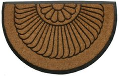 "Shell Heavy-duty Coir and Rubber 24""x36"" by Momentum Mats. $29.99. 100% Natural Coir and Rubber for Long-Lasting Wear and Durability. Traps Dirt and Moisture. In Stock-Ships in 1-2 days. Fade Resistant, Color Fast and Weather Tolerant. Makes a Great Gift - Free Gift Enclosure. Momentum Mats has been a trusted manufacturer for 28 years and takes great pride in the fact that we use only 100% natural coir and rubber in our doormats.  Our manufacturing facilities have the most advanc..."