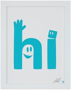 Hi by CD Ryan