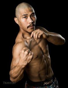 Male Martial Arts Body