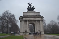 Wellington Arch - Apsley Way - London - UK