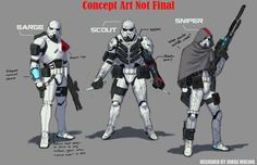 Stormtrooper Concept Art By Jorge Molina Star Wars Comics, Rpg Star Wars, Star Wars Clone Wars, Marvel Comics, Star Citizen, Star Wars Clones, Starwars, Edge Of The Empire, Stormtrooper