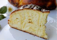 PLACINTA CU BRANZA DULCE Deli, Cornbread, Banana Bread, Ethnic Recipes, Desserts, Pastel, Food, Baby, Millet Bread