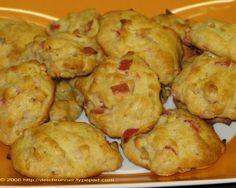Bratapfel-Plätzchen