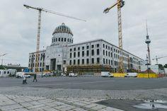 Berliner Schloss im Bau (CC BY-NC-ND)
