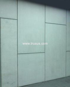 Fire Rated Exterior Cement Board