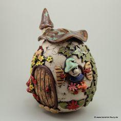 Das neuste Kunstwerk aus Keramik... eine Spardose XL Deluxe