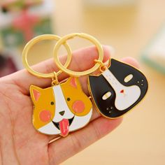 From the cats, with love; this new Cartoon Kawaii Ca... for you.  Would you share it? http://catrescue.myshopify.com/products/cartoon-kawaii-cat-key-chain-souvenir?utm_campaign=social_autopilot&utm_source=pin&utm_medium=pin