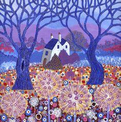 Fatherless Barn by David Newton
