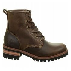 Skechers 6-Eye Logger Boot found at #OnlineShoes