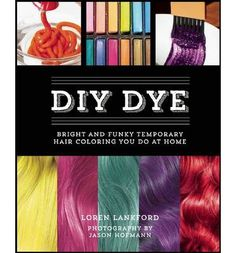 A guidebook for dying hair in every bright color and trendy fashion imaginable, covering every hair type, every method, every style, and even homemade recipes for fun and funky 'dos. It lays out all the options for what to use, explains how to use them most effectively, and describes what different types of hair will do in reaction.