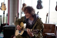 Pin for Later: 21 Roles You Knew Anton Yelchin From Rudderless, 2014