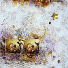 """December challenge """"Christmas sketch"""" - Denisa"""