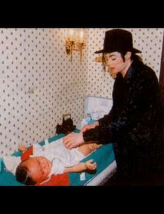 Michael and prince Did he really????