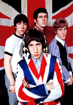The Who  (Source: utabay, via thecolourfulpast)