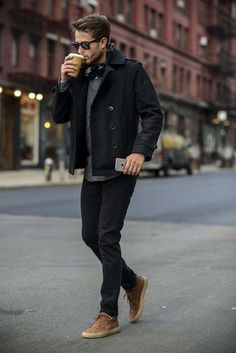 Street style NY. (Fuente imagen: Pinterest).