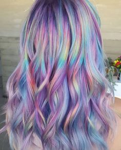 Pretty Shades Of Rainbow Hair Colors for Women in 2018 Are you searching for bets ever rainbow hair color shades to show off right now? Absolutely no need to worry at all because we have collected a list of most demanding shades of rainbow hair colors … Cute Hair Colors, Pretty Hair Color, Hair Color Shades, Beautiful Hair Color, Hair Dye Colors, Different Hair Colors, Pastel Hair Colors, Pretty Makeup, Unicorn Hair Color