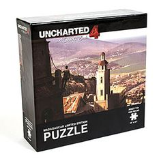 Uncharted 4 Madagascar Limited Edition 1000pc Puzzle | ThinkGeek