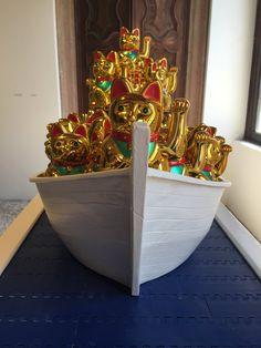 "Controversial social interpretation of our perplexed times. ""Lampedusa Good Luck"" by Marc Fromm. Good Luck, Inspiration, Art, Best Of Luck, Biblical Inspiration, Inhalation, Motivation"